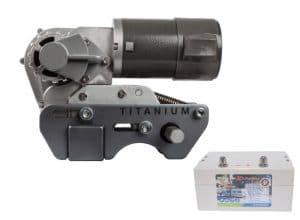 Afbeelding van een Titanium Xtreme X20 caravan mover