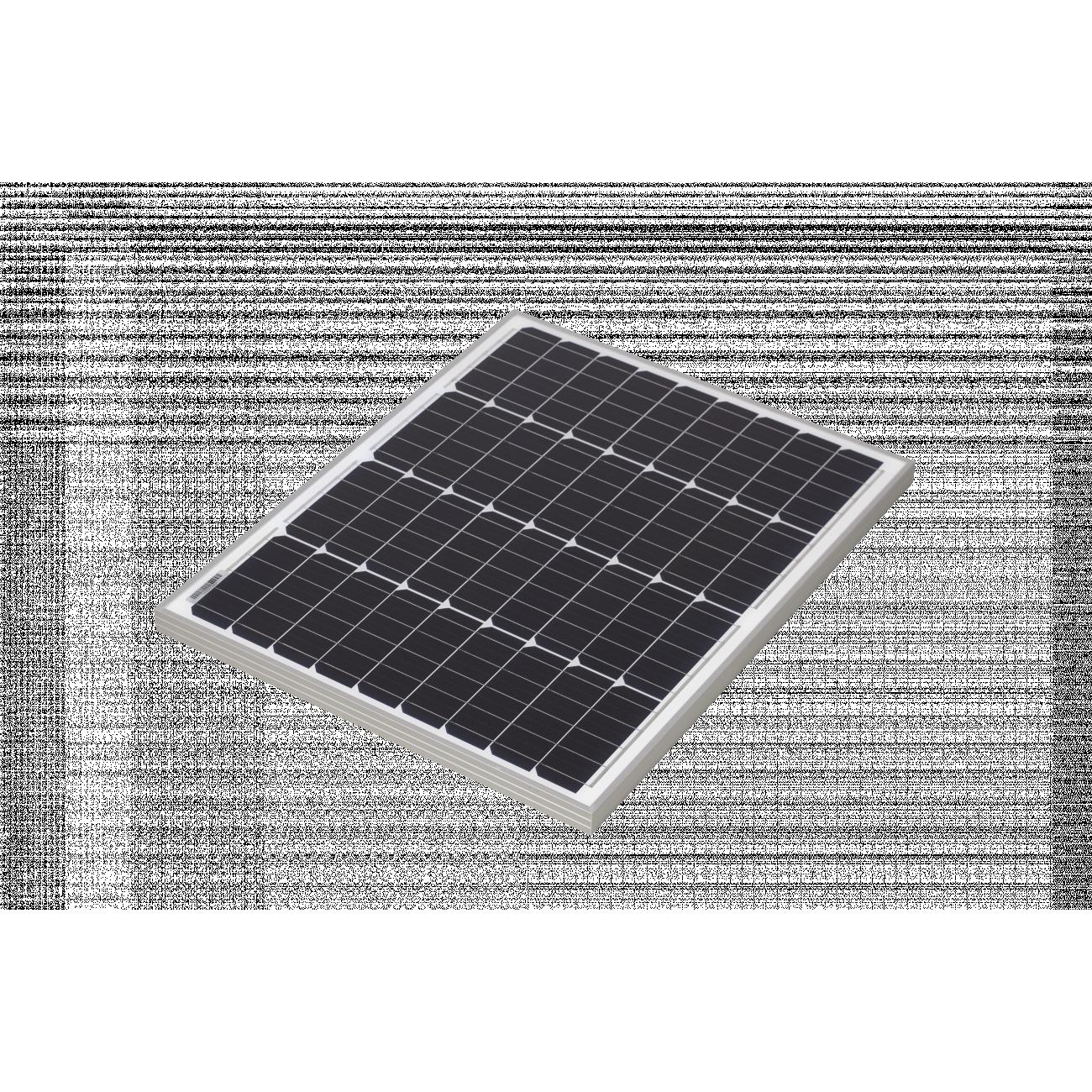 PowerXtreme XS 45W Mono Solar Panel (670x540x30)